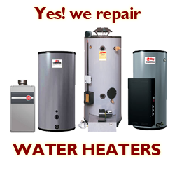 water heater repairs in Littleton